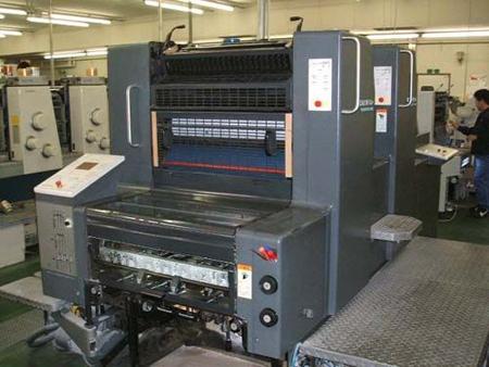 印刷设备1